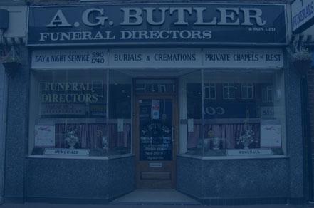 A G Butler & Son Ilford
