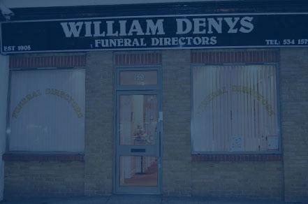 William Denys Stratford